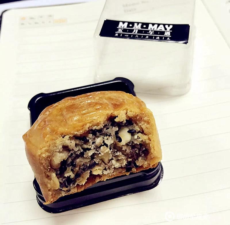眉山最出名的蛋糕美食店:五月与遇-早餐古街更钱墨子要月饼甜品多少图片