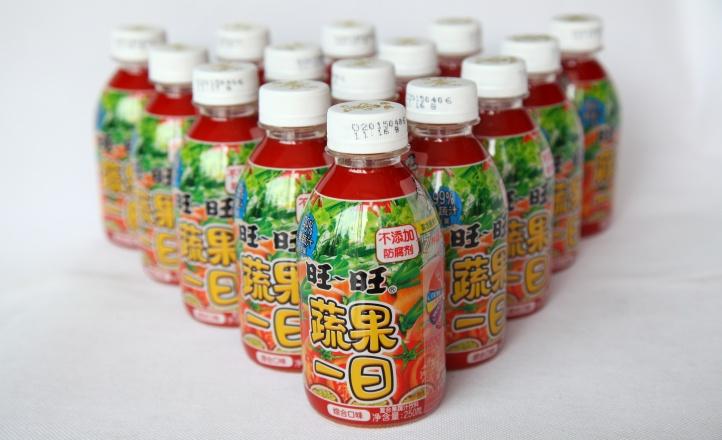 【买一送一】旺旺蔬果一日 综合口味 250ML 惊爆价:4元!