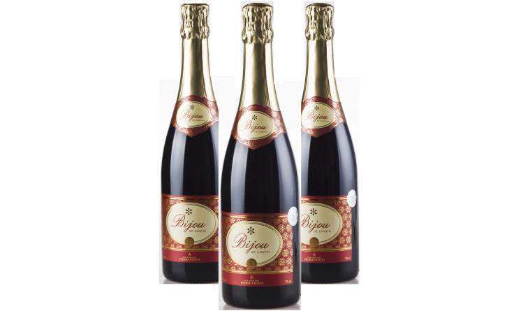 法国碧爵无醇气泡葡萄酒 750ml