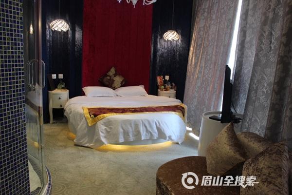 尽显浪漫风情,眉山纽曼时尚酒店