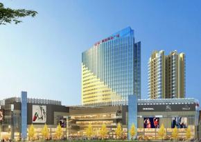 眉山高端综合体红石·美地商业广场