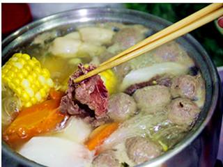萬盛鎮·秦家原湯牛肉