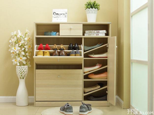 如何打造一个省钱玄关鞋柜 三种绝妙招数赶紧收藏