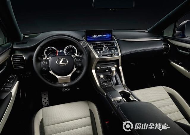 雷克萨斯新款NX预计今年8-9月国内上市
