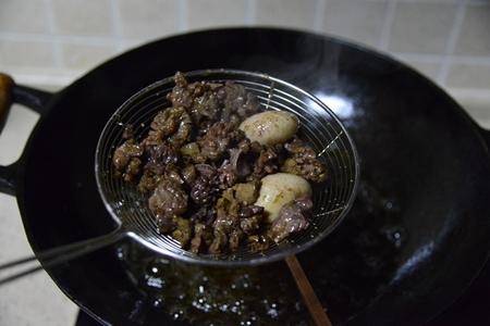 下饭菜泡椒鸡杂的做法步骤5