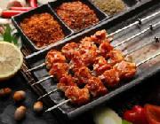 [资阳]醉美乐至 烤肉飘香——乐至第八届国际美食烧烤节开幕