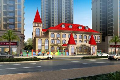 速看!滨江翡翠龙湾幼儿园和11#商业楼最新调整方案