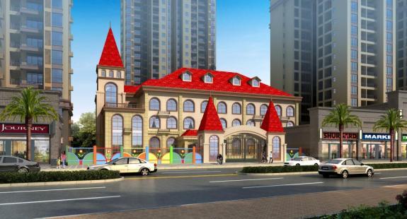 速看!濱江翡翠龍灣幼兒園和11#商業樓最新調整方案