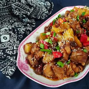 家常菜:土豆鸡块的做法