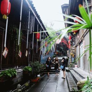 成都近郊还有个如此棒的美食美景聚集地