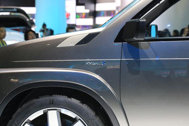 2017东京车展:丰田Tj Cruiser Concept概念车
