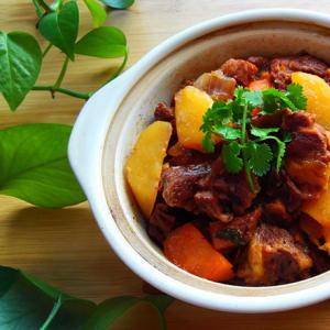 家常菜:红烧牛肉的做法