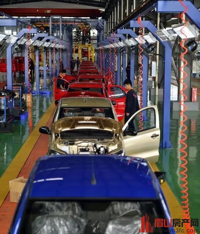 制造产业飞速发展