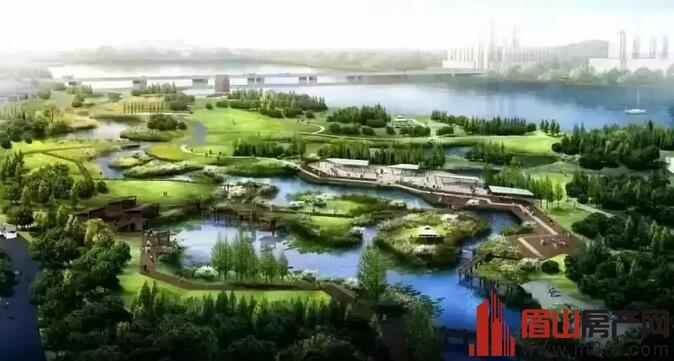 洪雅江南湿地公园
