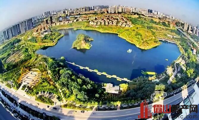 东坡城市湿地公园