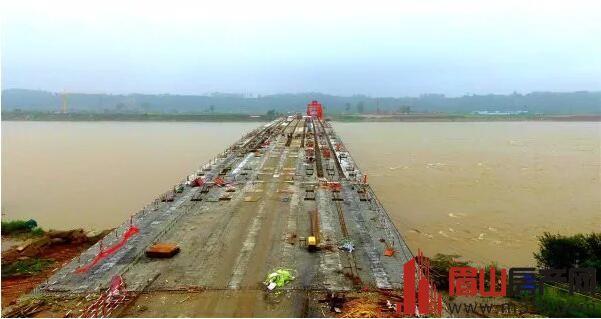 彭山青龙岷江大桥