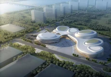 """北京有""""鸟巢"""",眉山正在建""""鸟巢群"""""""
