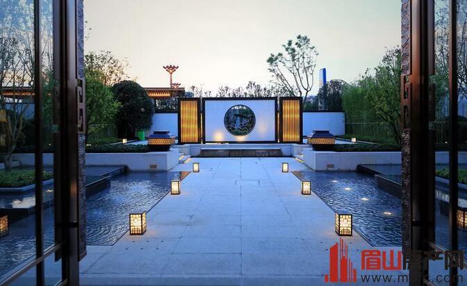 玫瑰园20期·南湖世家营销中心 实景拍摄