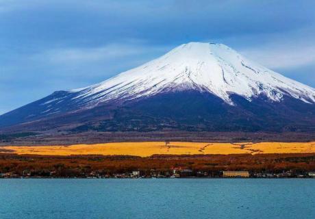 【摄影师每日一图赞大美眉山】作品《富士山-2》欣赏