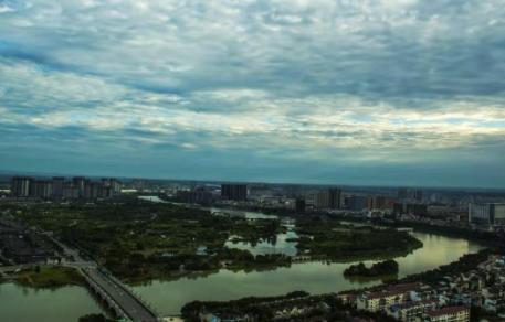 《美丽的东坡湿地》——蹇蓉 【摄影师每日一图赞眉山】