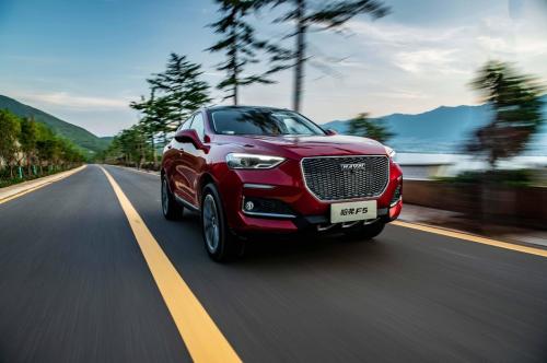 哈弗F5油耗低至6.6L,超強經濟性定義10萬元級SUV標準