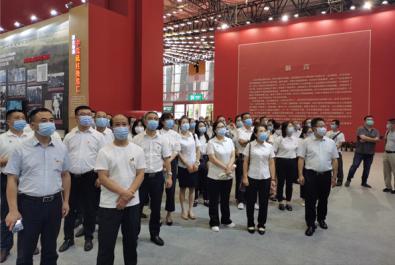 东坡区教体局组织党员干部参观四川省庆祝中国共产党成立100周年主题展览